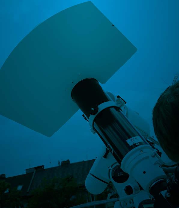 Kroužek praktická astronomie